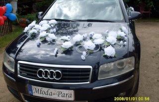 Auto Do Ślubu Audi A8 Siemiatycze