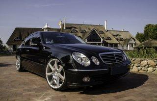 Mercedesem Do ślubu Garwolin