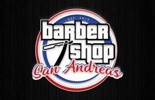 San Andreas Barber Shop Szczecin