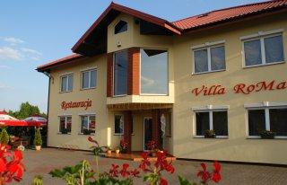 Villa RoMa sala weselno-bankietowa Gałków Mały