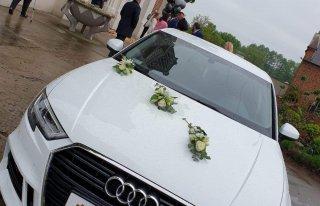Audi A3 Limousine Stare Miasto