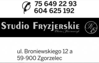 Studio fryzjerskie Elwira Kaczmarczyk Zgorzelec