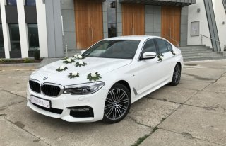 Nowe BMW 5 530i MSport 2018 na Twoje wesele !!! Tarnów