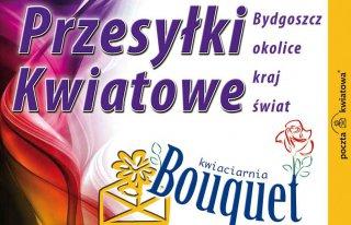 Kwiaciarnia Bouquet Bydgoszcz Bydgoszcz