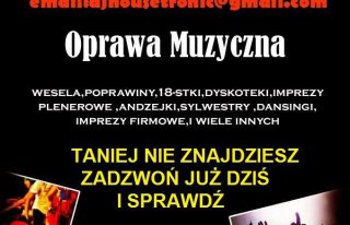 DJ - WODZIREJ HOUSETRONIC Mucharz