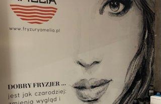 """Studio Fryzjersko-Kosmetyczne """"Amelia"""" Łomża"""