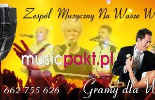 ZESPÓŁ MUZYCZNY MUSICPAKT PANKI