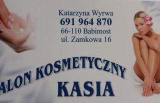 """Salon kosmetyczny """"kasia"""" Babimost"""