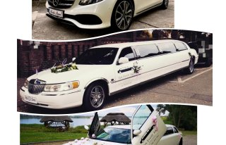 Limuzyna: Chrysler 300c i Lincoln Town Car Chełmno