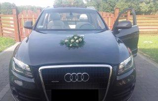 Luksusowym Audi Q5 do ślubu! Gilowice