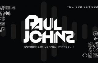 DJ PAUL JOHNS - Twoje Wesele Z Klasą! Białystok