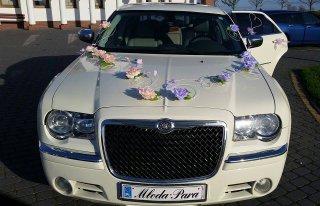Auto do ślubu Chrysler 300c  Inowrocław