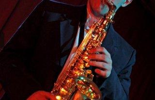 Saksofonista Racibórz