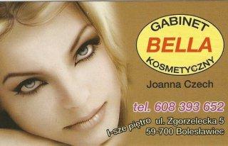 """Gabinet Kosmetyczny """"bella"""" Bolesławiec"""