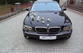 BMW 730d i Mercedes-Benz S430 Gdynia
