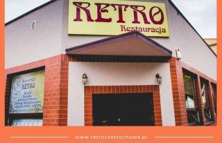 Restauracja RETRO-organizacja przyjęć, catering Częstochowa