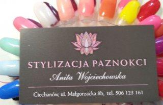 Stylizacja Paznokci Anita Wojciechowska Ciechanów