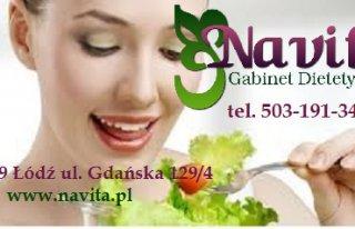 NAVITA Gabinet Dietetyki Łódź
