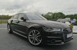 AUDI A6 S-LINE do ślubu. Samochód na wesele! - Radom i okolice Radom