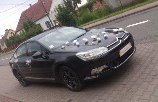 Auto do ślubu-Citroen c5 wrocław