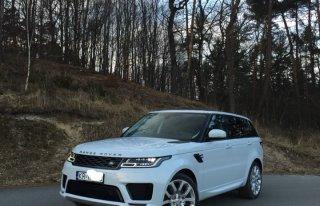 Range rover sport  Bochnia