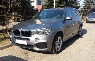 BMW X5 M PAKIET  Białystok