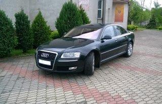 Audi A8 Olsztyn