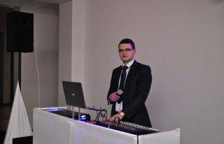 DJ Sajmon wodzirej i akordeonista Suwałki