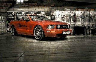 Ford Mustang GT Cabrio Sosnowiec