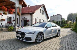 Wynajem samochodów luksusowych (RadMar) Audi,Mercedes,Porsche Pszów