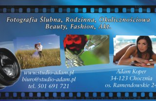 "Video Studio ""Adam"" Wadowice"