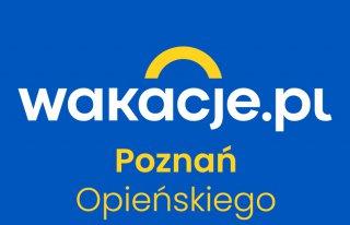 Wakacje.pl Poznań Opieńskiego Poznań