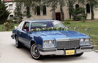 Auto do Ślubu, zabytkowy Buick Riviera 1977r. 6.6 V8, piękne brzmienie Wrocław