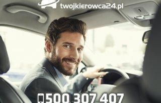 Wynajem Samochodu z Kierowcą, odwóz Gości Komfortowa Obsługa Bytom