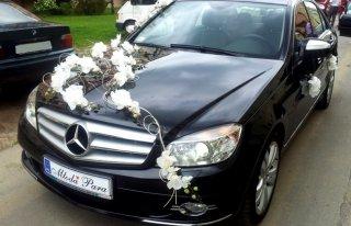 Auto samochód Mercedes do ślubu c220cdi w204 POLECAM Dębica