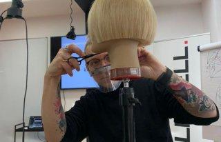 Roman Sekrecki born for hair Kielce