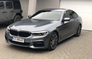 Nowe BMW 5 G30 Kraków i okolice Wieliczka