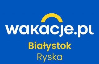 Wakacje.pl Białystok - Ryska Białystok