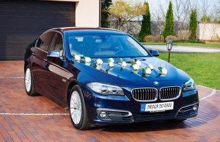 BMW 5 - F10 - Elegancka limuzyna do ślubu Katowice