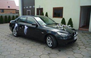 Przewóz na ślub/wesele pięknym BMW serii 5! Gostyń