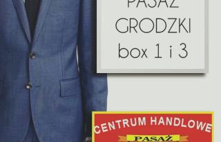 Garnitury Odzież męska Nowy Sącz - Pasaż Grodzki Nowy Sącz