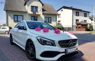 Mercedes CLA do ślubu  Zabrze