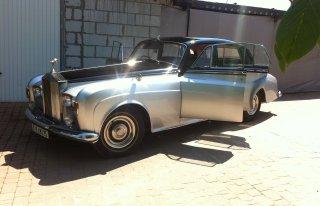 Zabytkowy Samochód do Ślubu Rolls Royce Silver Cloud 1964 Warszawa