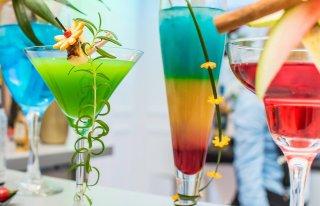 Blue-Fire Drink Coffee Bar Krosno
