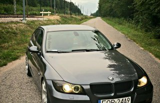 Zawiozę na wesele BMW E90 Opoczno