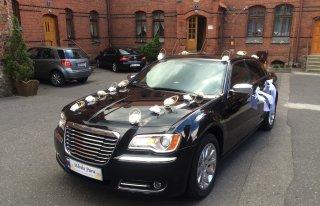 Chrysler 300C (nowy model) Ząbki