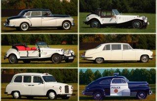 Auto do ślubu, samochód na ślub, wesele, zabytkowy, kabriolet, retro Poznań