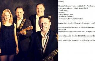 Zespół muzyczny Asia Band Poznań