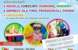 Centrum Animacji Dla Dzieci, Uśmiechowo - Błonie Błonie
