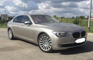 BMW 7Li 2012 f01 Auto na Ślub Kielce